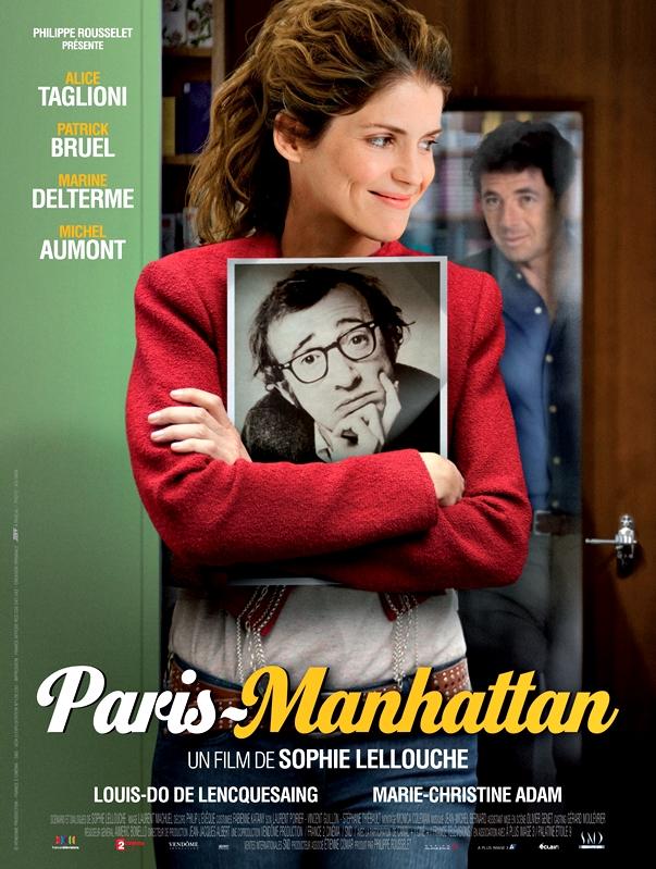 Paris-Manhattan póster