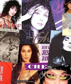 Cher's 1980's singles