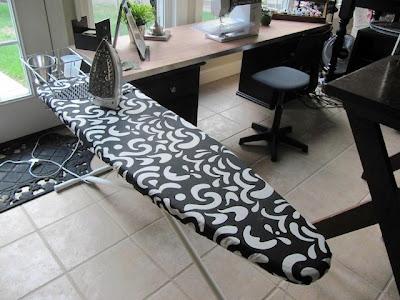 ironing board ideas