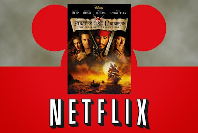 Disney Netflix Pirates Caribbean Black Pearl instant streaming