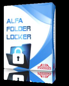 alfa folder lock