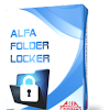 Cara Kunci Folder Laptop dengan Alfa Folder Locker Free