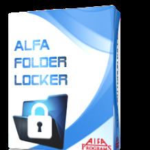 Cara Kunci Folder Laptop dengan Alfa Folder Locker Free