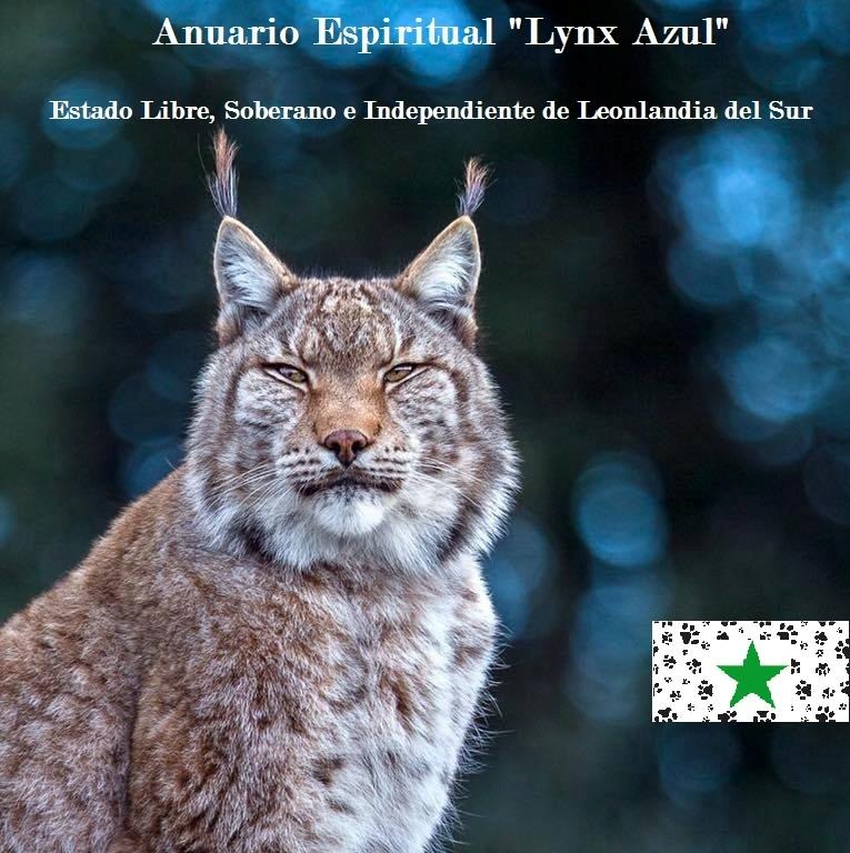 Anuario Espiritual Lynx Azul