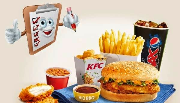 KFC Guest Satisfaction Survey