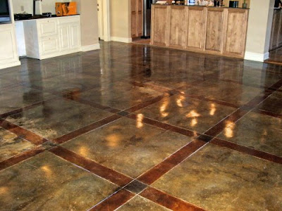 exterior home products concrete flooring the pros and cons. Black Bedroom Furniture Sets. Home Design Ideas