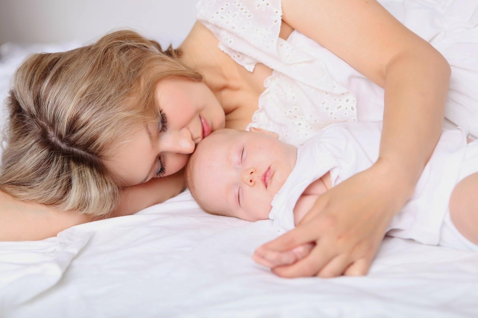 Во сне дочь рожает ребенка