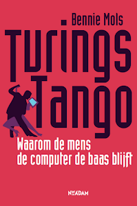 alles over mijn boek Turings Tango: