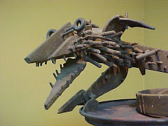 dragon de luna -detalle-