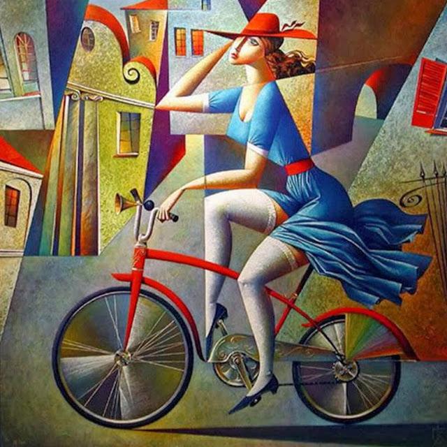 Cuadros modernos pinturas y dibujos cubismo pinturas - Cuadros para principiantes ...