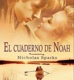el cuaderno de noah de nicholas sparks