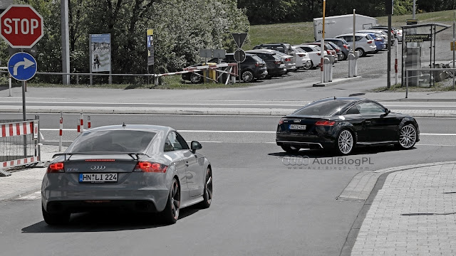 Audi TT RS Coupe 8S