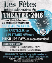 Collège de Valleyfield/ 20e Fêtes internationales du théâtre (FIT)