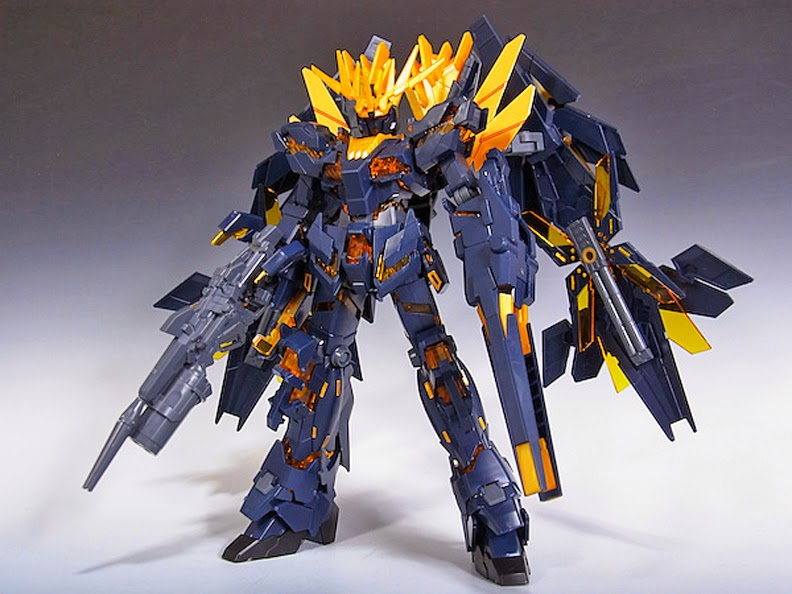GUNDAM GUY: HGUC 1/144 RX-0(N) Unicorn Gundam Banshee Norn ...