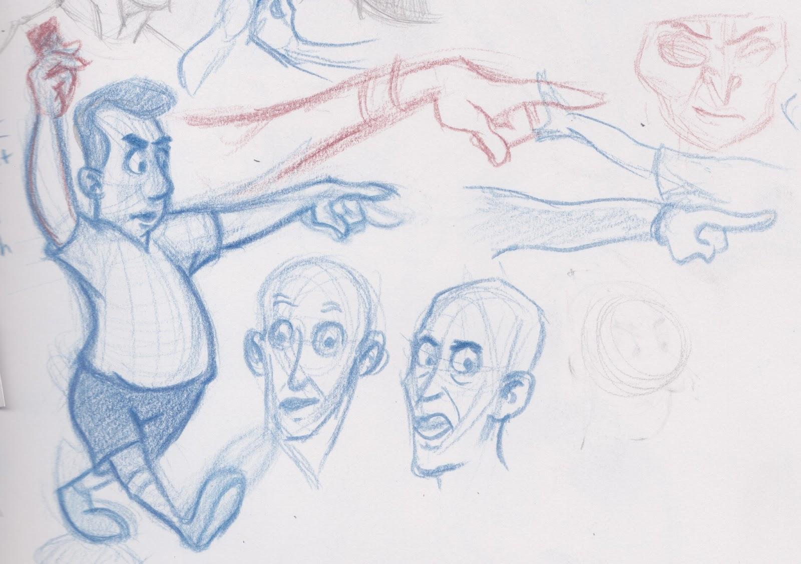 Sheridan College Character Design : Caleb eshetu s art character design sheridan animation