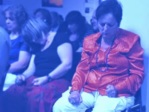 Jugando al taller de hipnosis