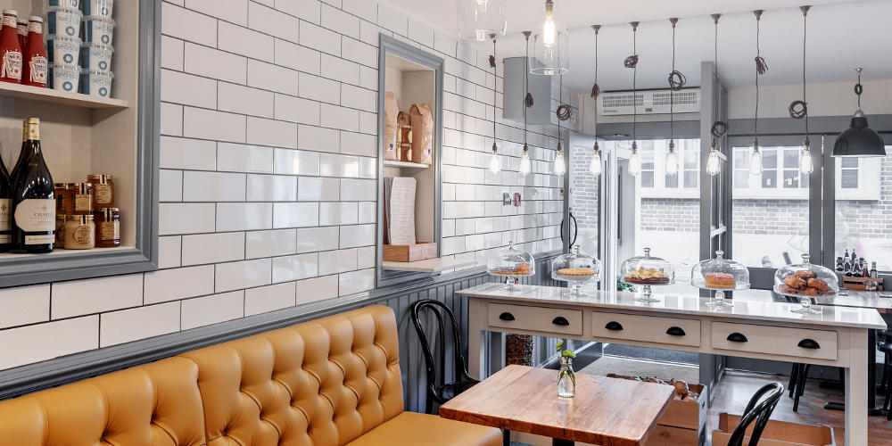 Milo and mitzy cafe love lloyds kitchen for French bistro kitchen ideas