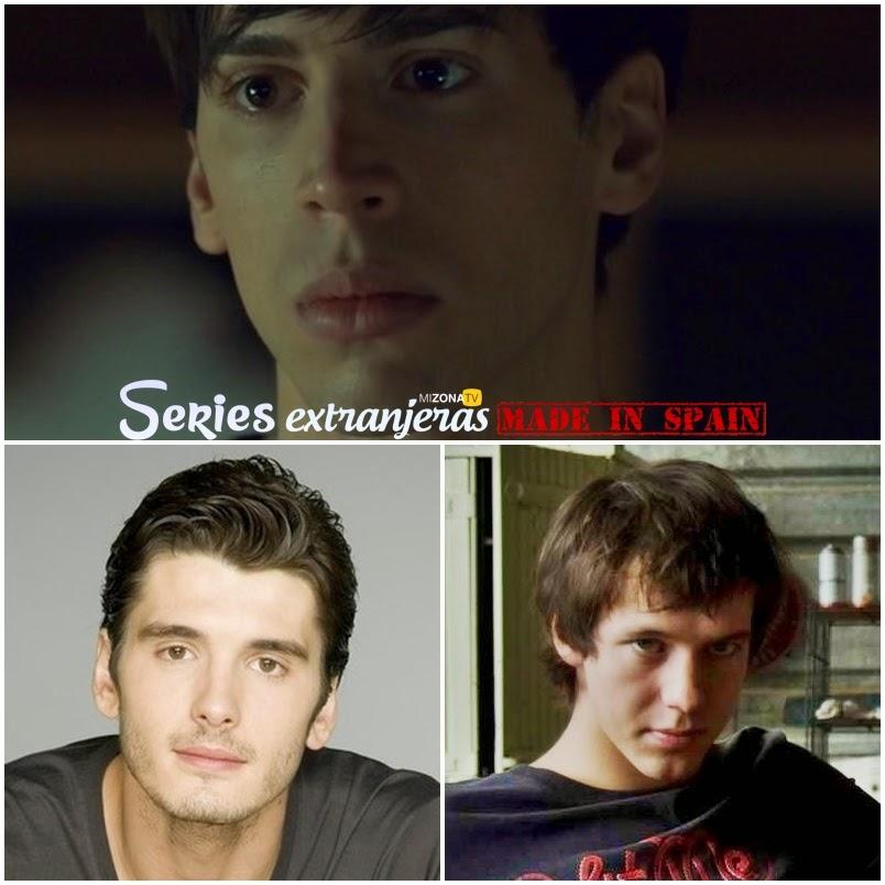 Jordan Gavaris, Yon González y Marcel Borràs