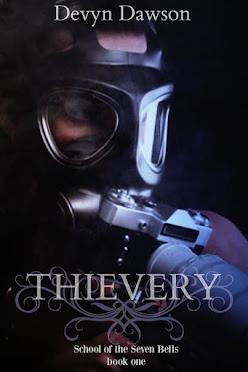YA Dystopian - Thievery