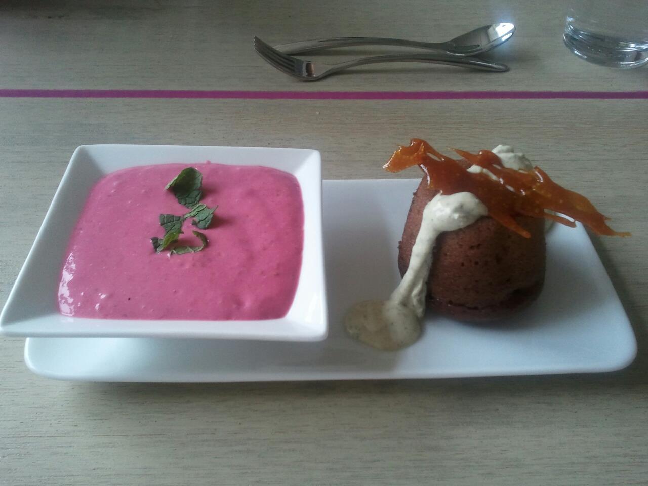 Culinair Met Hilde Mooie Plaatjes Lekker Eten Deel 3 Desserts