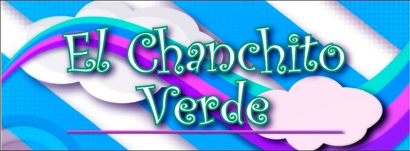El chanchito verde manualidades