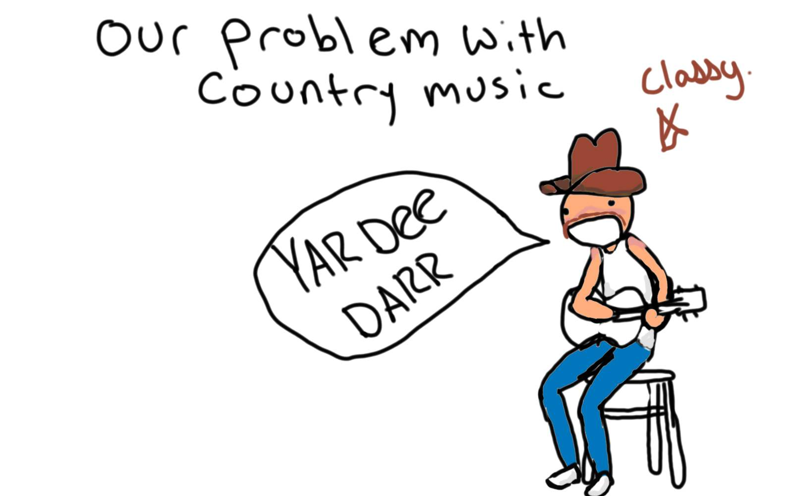 how to avoid pretentious music hipster