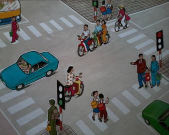 Biện pháp giáo dục luật lệ an toàn giao thông cho trẻ
