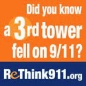 Great Image For Linking to ReThink911.org on Your Webpage