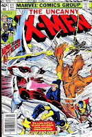 X-Men #120 cover image