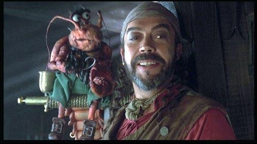 The Muppets Treasure Island Long John Silver