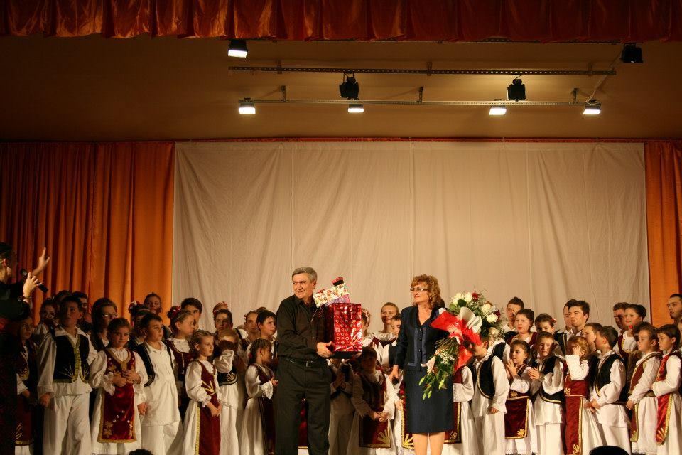 Ansamblul Sfantul Sava din Sannicolau Mare – aniversarea la 20 ani de existenta