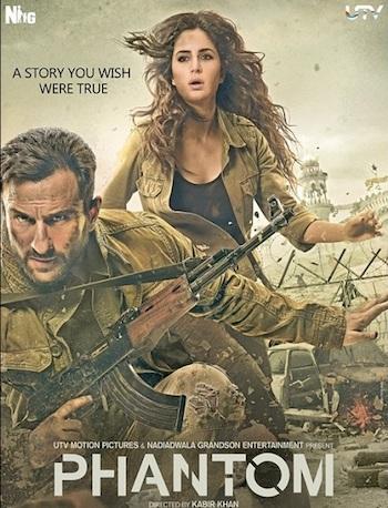 Phantom 2015 Hindi Full Movie