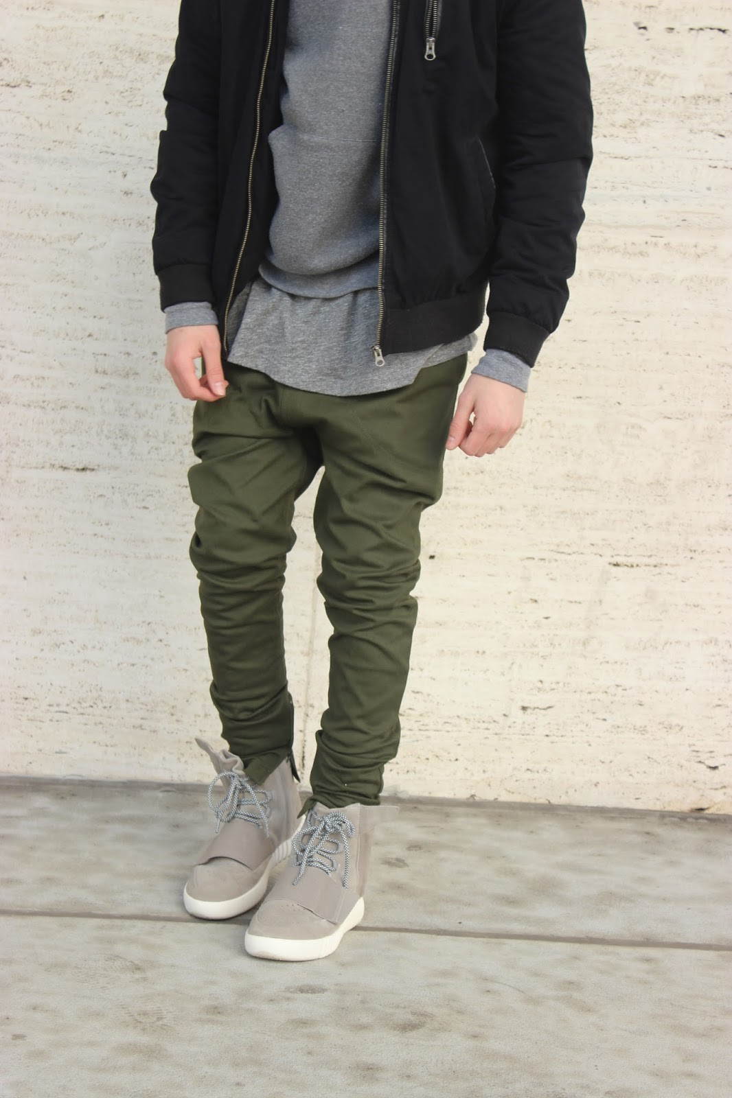 Yeezy Boost 750 Outfit