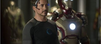 """Iron Man 3"" to more than 2 million entries"