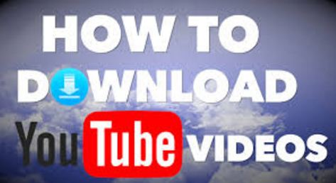 how to downlaod videos from youtube