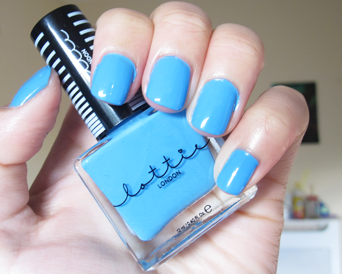 Lottie London As If! swatch & review