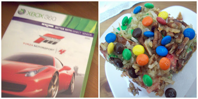 Xbox Forza and M&M Party #FueledByMM #shop
