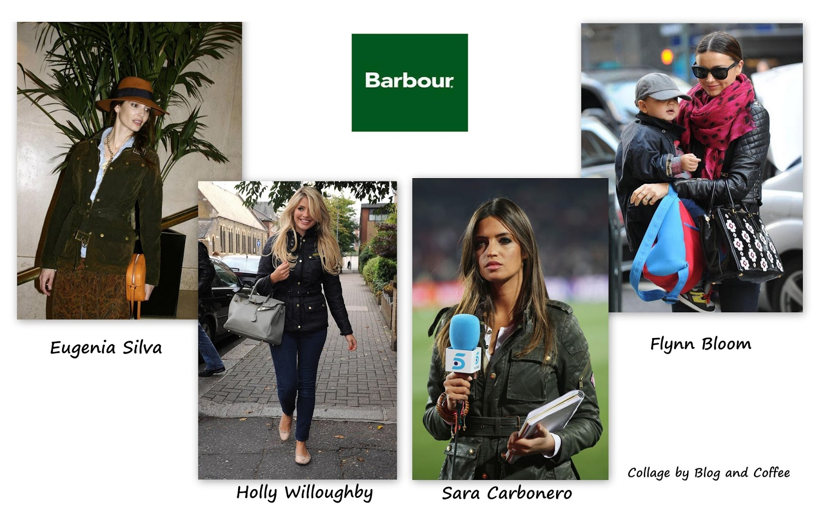 Chaqueta Barbour Outlet