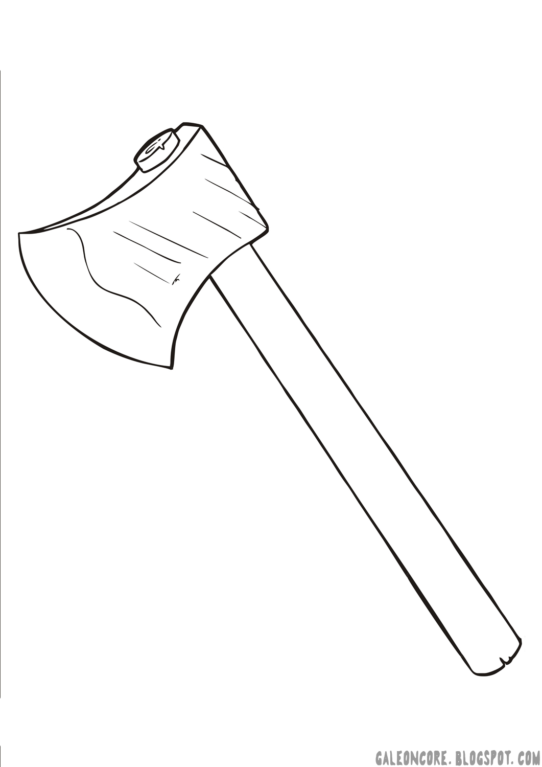 sketch coloring pages - photo#29