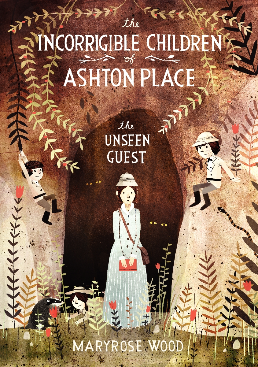 Ya librarian tales blog tour the incorrigible children for Ashton place