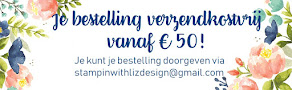 Bestellen bij Stampin with Liz Design