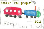 "Our ""Keep on Track"" Project"