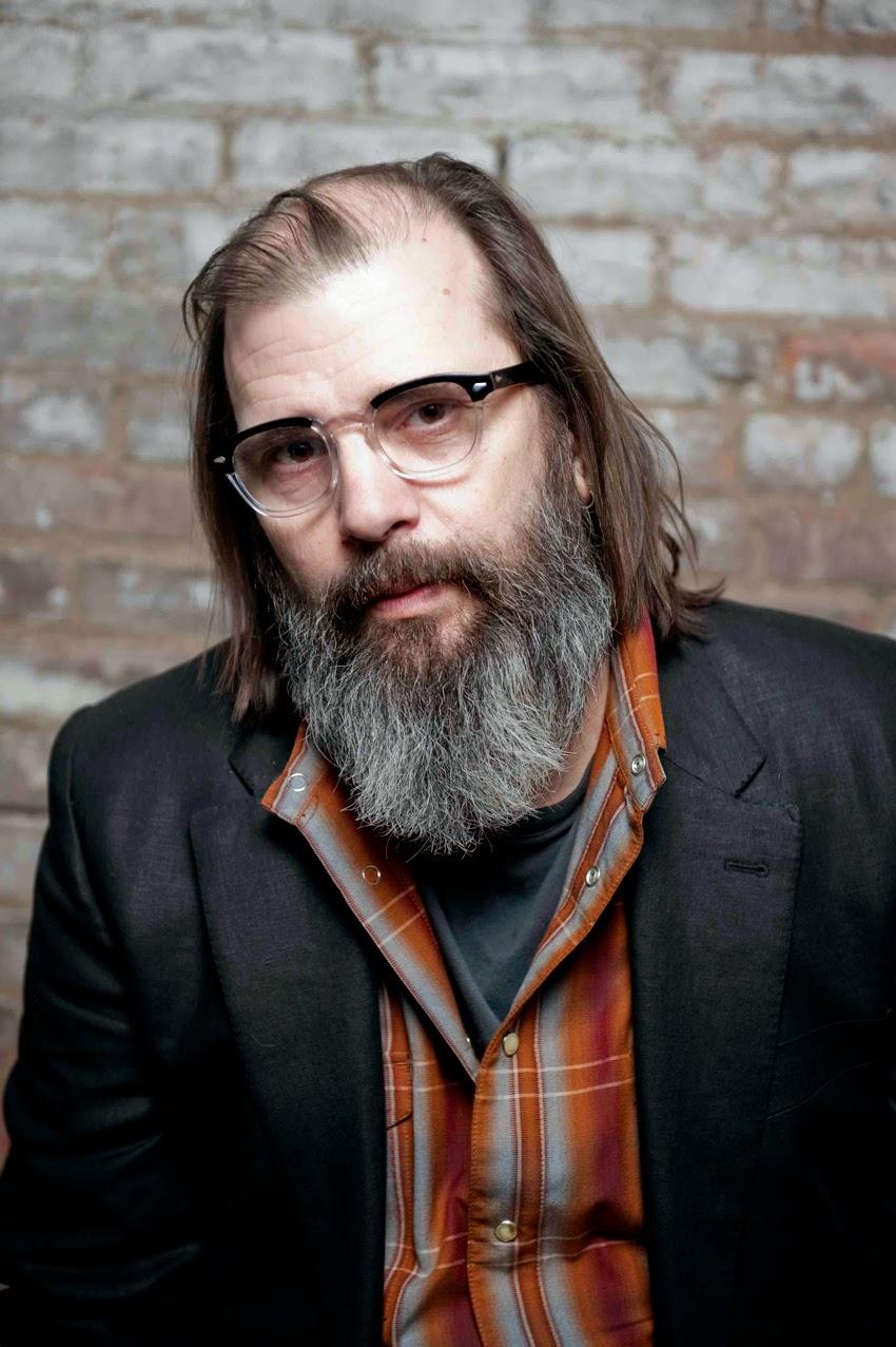 Bluesman Steve Earle