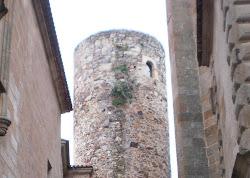Torre Redonda del Palacio de Carvajal, en Cáceres