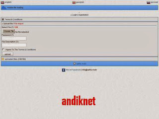 Mobile file hosting gratis