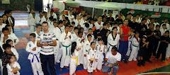 11° campeonato mineiro de Taekwondo