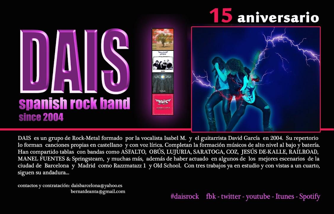DAIS Rock Band