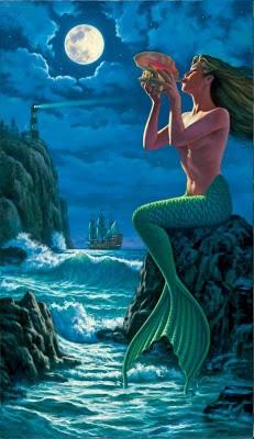 Sereia da Praia;