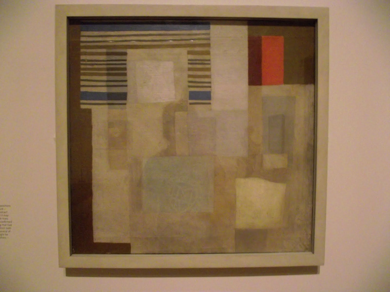 Fred Spratt The Tate Britain Picasso In Mito Fantasy Selfie A77 Ben Nicholson