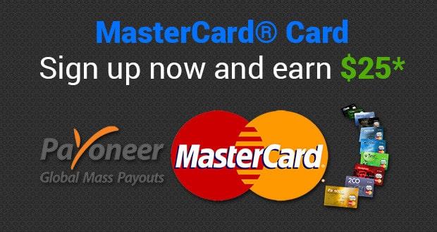 Tutorial bergambar cara daftar Payoneer Free $25